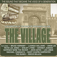 Rickie Lee Jones - The Village: A Celebration Of The Music From Greenwich Village